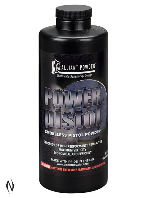 ALLIANT POWER PISTOL 1LB .454KG Image