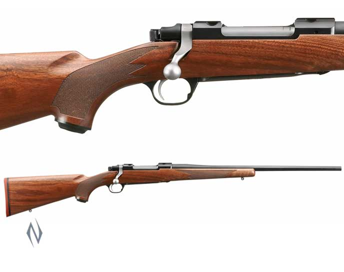 RUGER 77 308 HAWKEYE BLUED XXXX Image