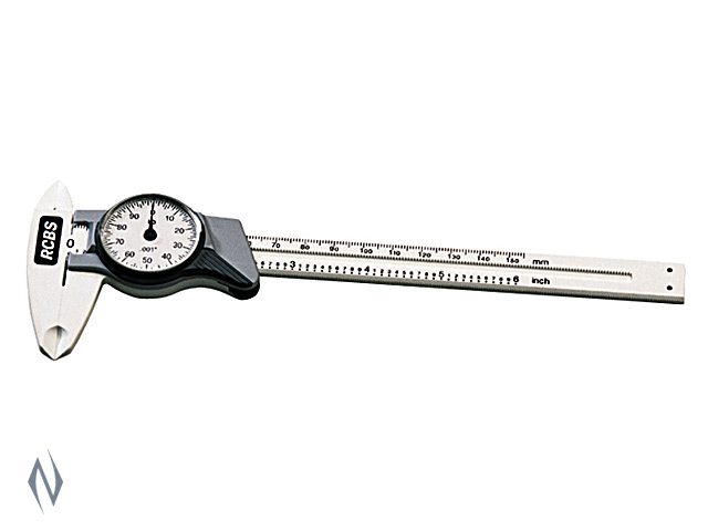RCBS DIAL CALIPER/CASE LENGTH GAUGE Image