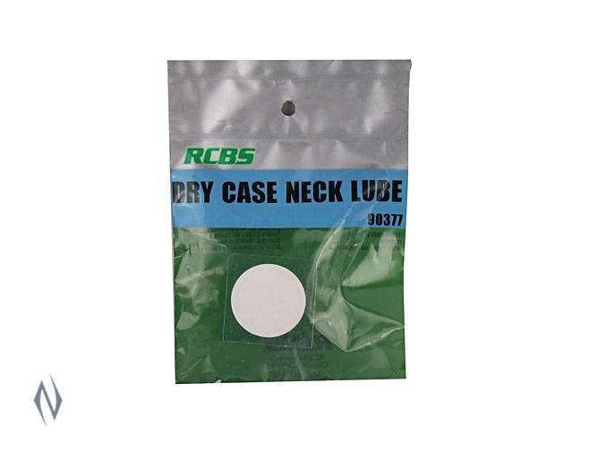 RCBS DRY CASE NECK LUBE MICA Image
