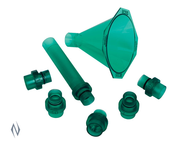 RCBS QUICK CHANGE POWDER FUNNEL KIT Image