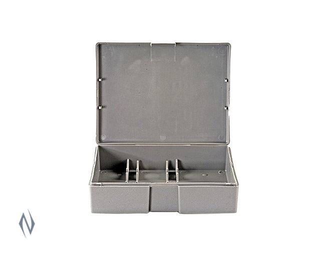 RCBS DIE STORAGE BOX - GRAY Image