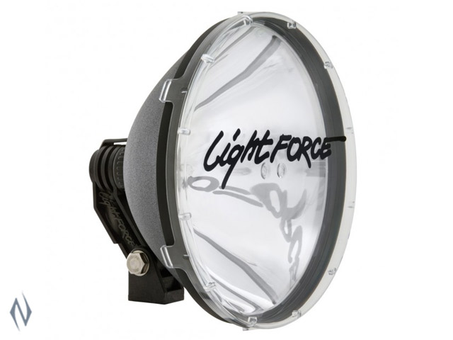 "LIGHTFORCE REMOTE MOUNT 240 BLITZ 9"" WITH CLEAR FILTER Image"