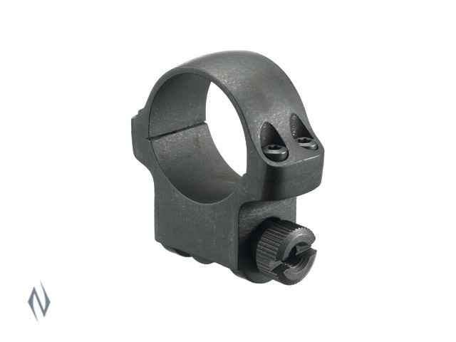 "RUGER MEDIUM 1"" BLUED HAWKEYE MATTE RING Image"