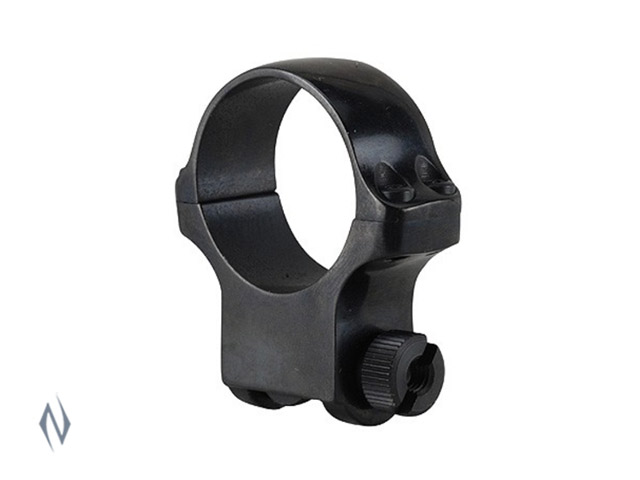 RUGER HIGH 30MM BLUED RING Image