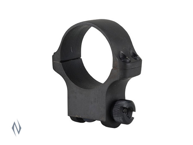 RUGER HIGH 30MM BLUED HAWKEYE MATTE RING Image