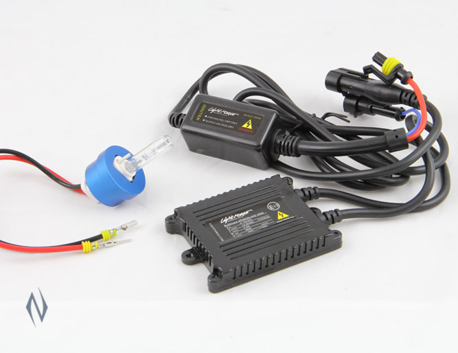 LIGHTFORCE HID DRIVING LIGHT CONVERSION KIT 1 LIGHT 35W Image