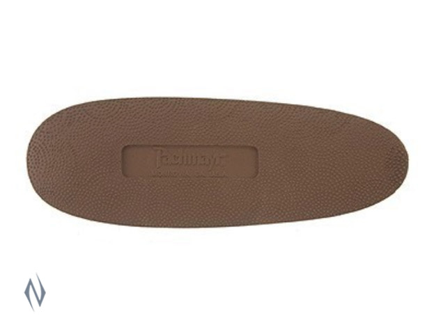 PACHMAYR RIFLE PAD BLACK BASE 00406 MEDIUM BROWN Image
