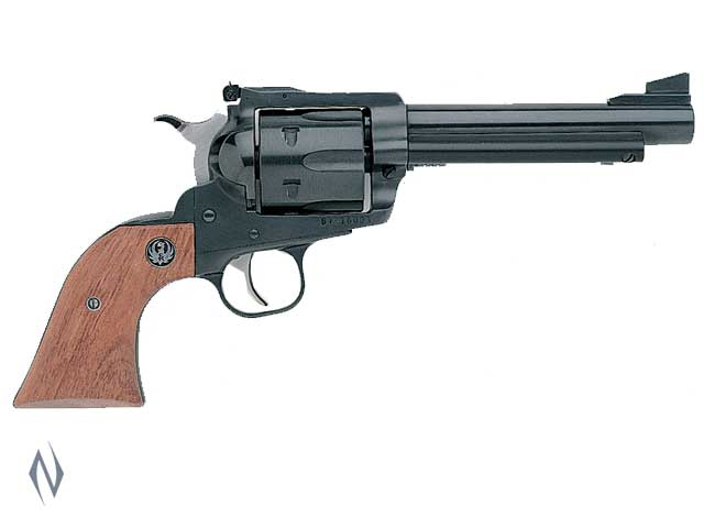 RUGER SUPER BLACKHAWK 44M BLUED 140MM Image