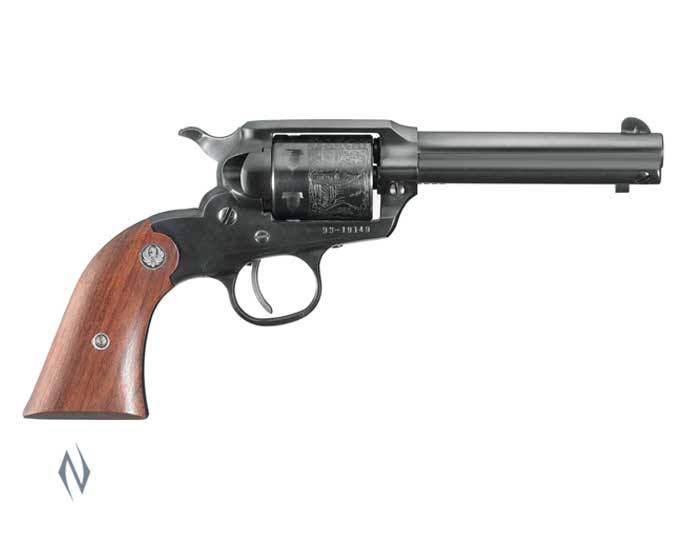 RUGER BEARCAT 22LR BLUED 107MM Image