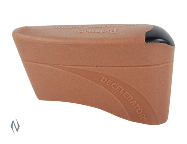 PACHMAYR SLIP ON PAD 04416 DECELERATOR LARGE BROWN Image