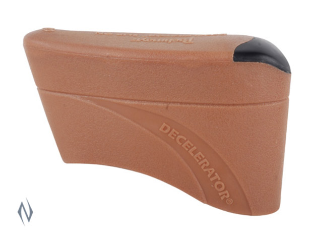 PACHMAYR SLIP ON PAD 04418 DECELERATOR SMALL BROWN Image