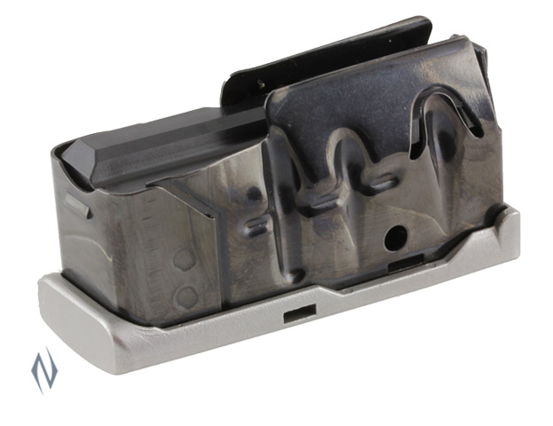 SAVAGE MAGAZINE 7MM REM, 338 WIN 3 SHOT BR STAINLESS Image