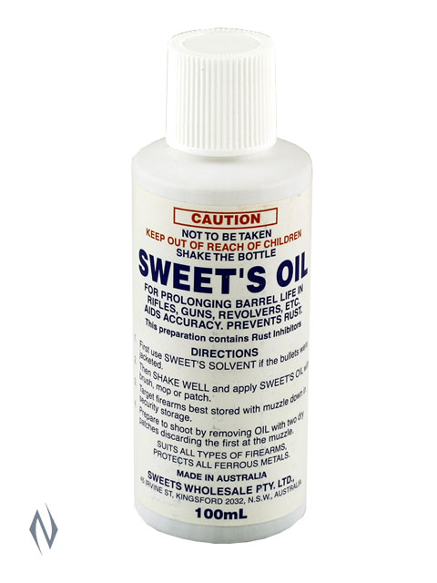 SWEETS OIL 100 ML Image