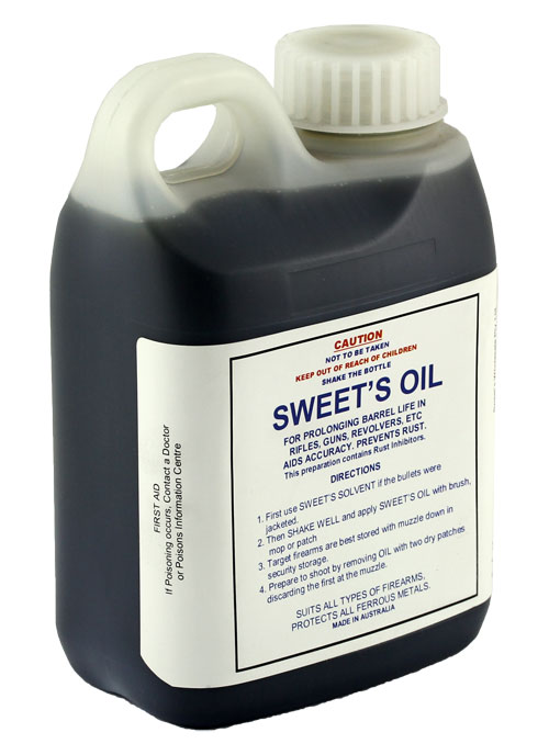 SWEETS OIL 1 LITRE Image