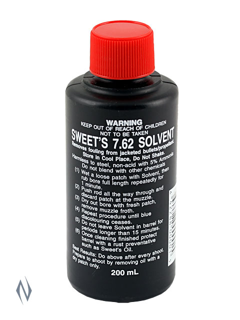 SWEETS 7.62 SOLVENT 200 ML Image