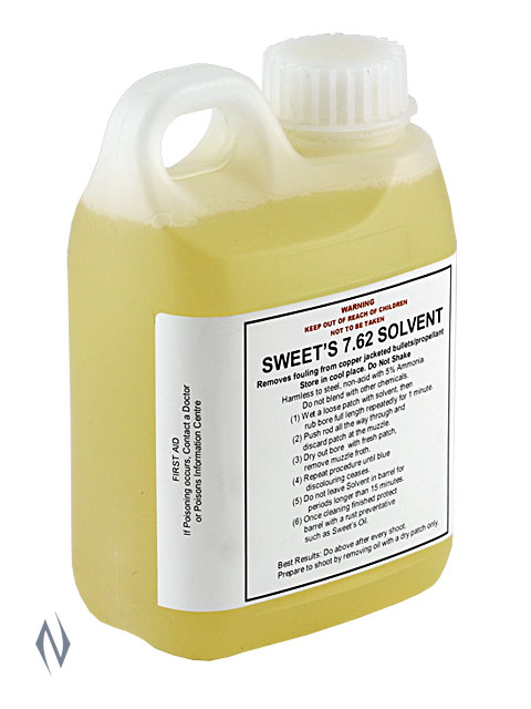 SWEETS 7.62 SOLVENT 1 LITRE Image