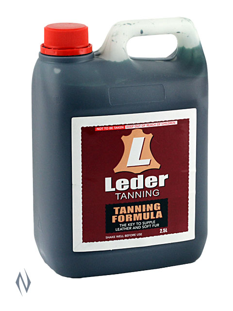 LEDER TANNING FORMULA 2.5 LTR Image