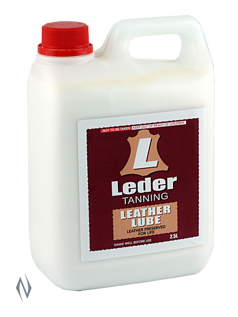 LEDER LEATHER LUBE 2.5 LTR Image