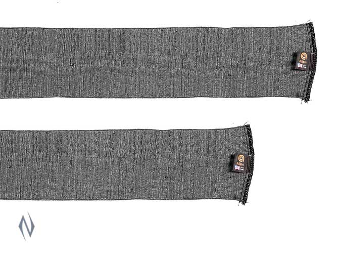 "ALLEN GUN SOCK GREY OVERSIZED FOR HIGH SCOPES 52"" X 4.5"" Image"