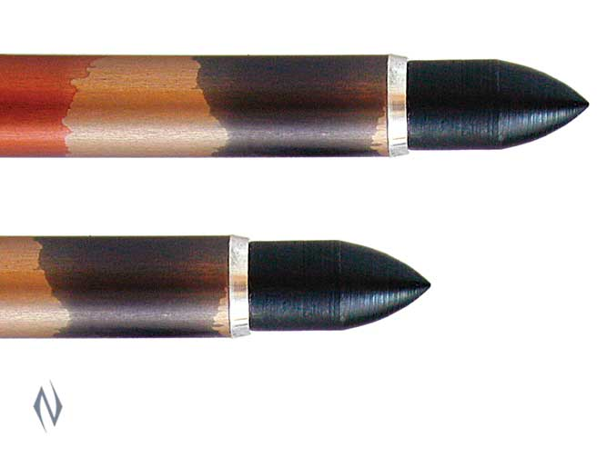 "ALLEN MODIFIED STEEL BULLET POINT 9/32"" 100GR 6PK Image"