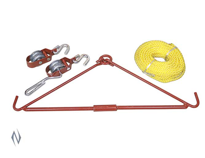 ALLEN TAKEDOWN GAMBREL & HOIST KIT Image