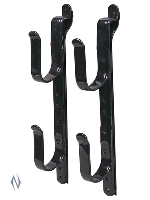 ALLEN WINDOW RACK 2 GUN METAL Image
