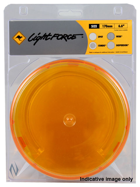 LIGHTFORCE AMBER LENS 240 Image