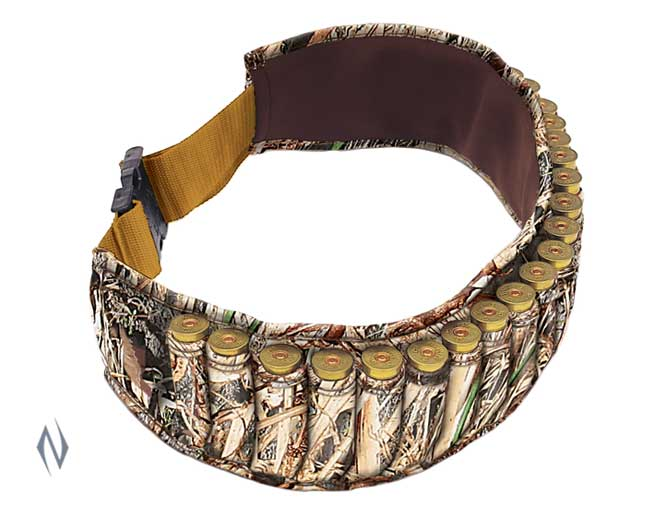 "ALLEN 12G NEOPRENE (25) AMMO BELT DUCK BLIND 58"" Image"