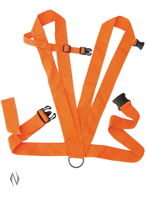 ALLEN DUAL HARNESS DEER DRAG Image