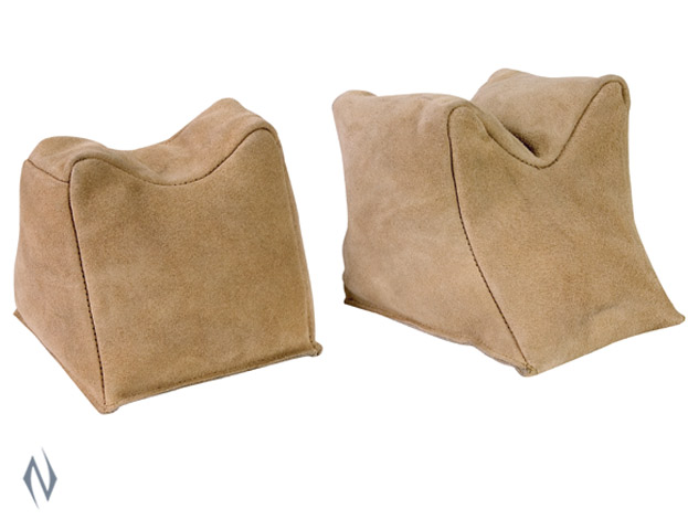 CHAMPION FILLED SUEDE SAND BAGS PAIR Image