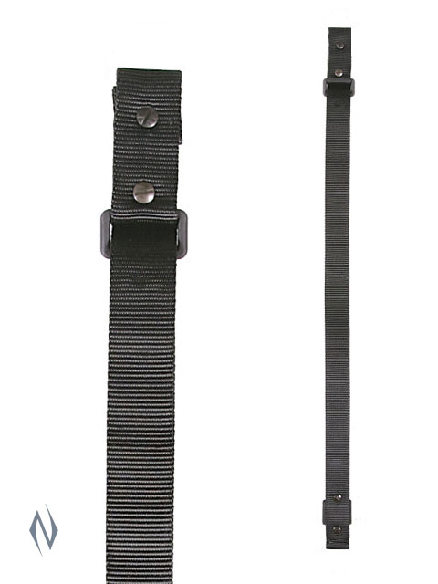 "ALLEN STD 1"" WEB RIFLE SLING BLACK Image"
