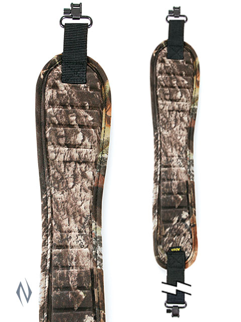 ALLEN HIGH COUNTRY ULTRALITE SLING CAMO + SWIVELS Image