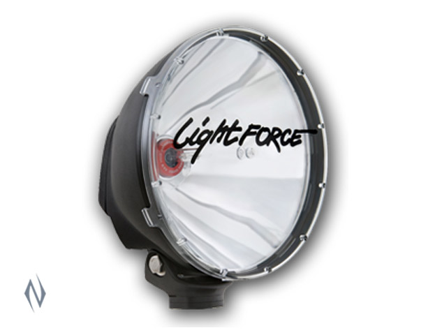 LIGHTFORCE DRIVING LIGHT 240 XGT HID 50W 24V SINGLE Image