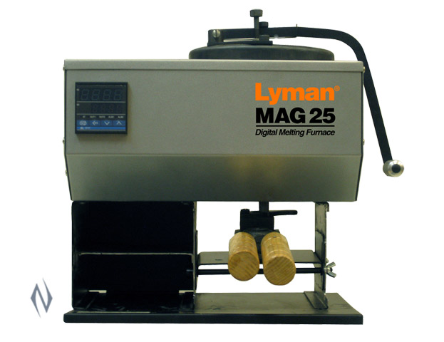 LYMAN MAG 25 DIGITAL MELTING FURNACE Image