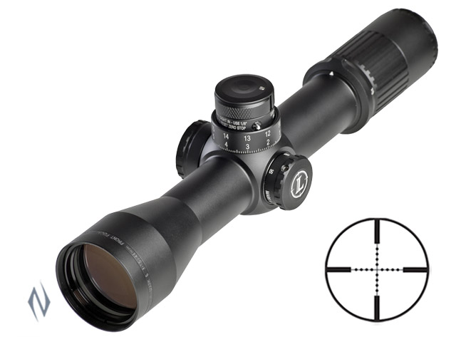 LEUPOLD MARK 6 3-18X44 34MM M5B2 MATTE FFP MIL DOT Image