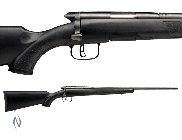 SAVAGE BMAG 17 WSM BLUED SYNTHETIC 8 SHOT Image