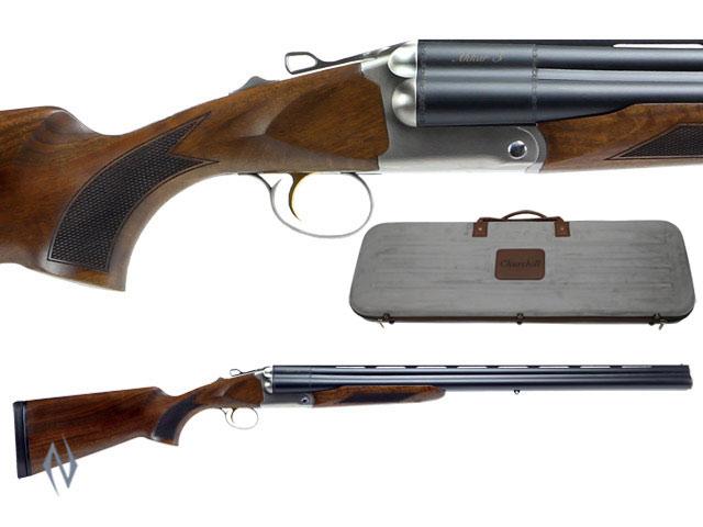 "AKKAR 3 12G 28"" 3 SHOT EXTRACTOR Image"