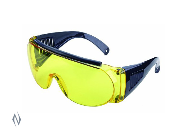 ALLEN FIT OVER YELLOW SHOOTING GLASSES Image