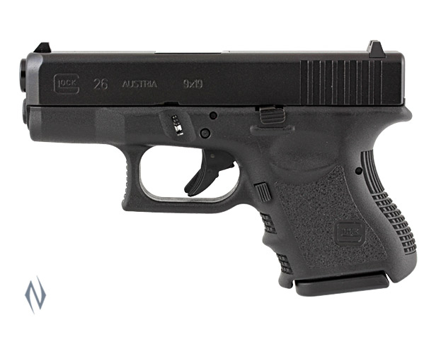 GLOCK 26 9MM SUB COMPACT 10 SHOT GEN4 88MM Image