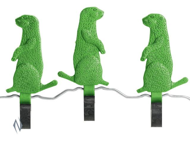 "CHAMPION TARGET DURASEAL TRIPLE 505"" GREEN VARMINT SPINNER Image"