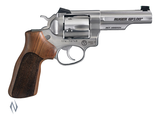 RUGER GP100 357 STAINLESS 106MM MATCH CHAMPION Image