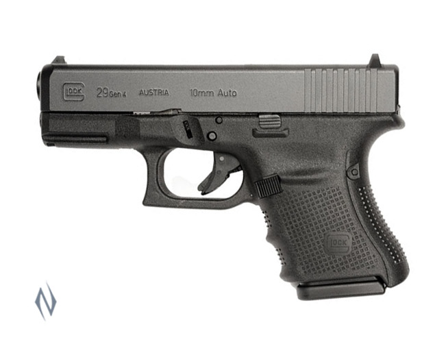 GLOCK 29 10MM SUB COMPACT 10 SHOT GEN4 96MM Image