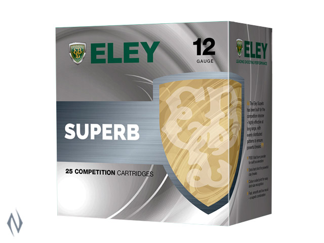 ELEY SUPERB 12G 28GR 9 1336FPS Image