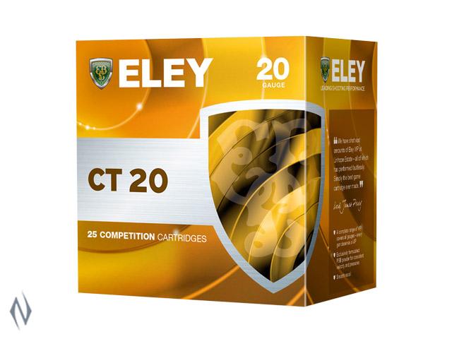 ELEY CT 20G 28GR 1215FPS 7.5 Image