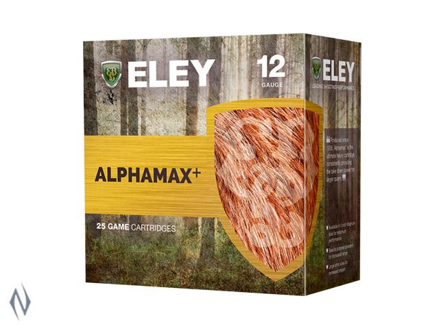 ELEY ALPHAMAX 12G 34GR 4 1241FPS Image