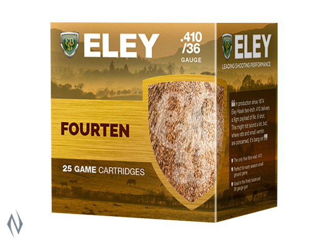 "ELEY FOURTEN 2"" 410G 6 Image"