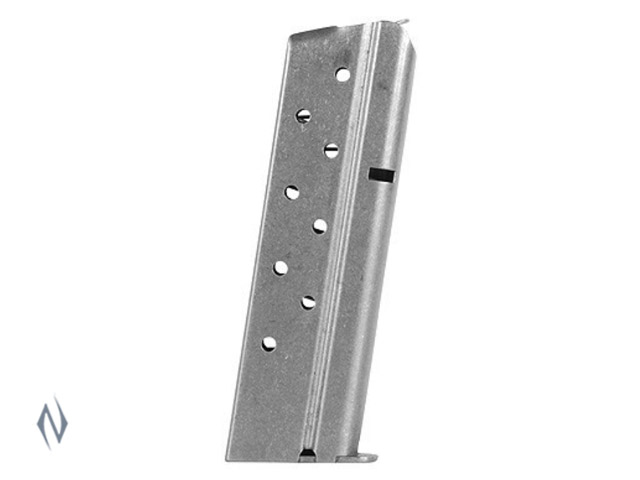 COLT 1911 38 SUPER MAGAZINE STAINLESS  9 RD Image