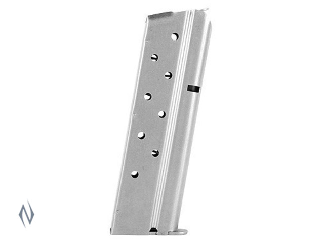 COLT 1911 9MM MAGAZINE STAINLESS 9 RD Image