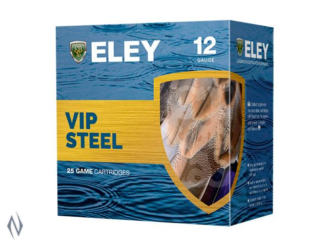 ELEY VIP STEEL 12G 32GR BB 1350FPS Image